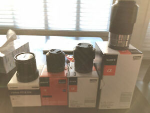 Sell my Sony RX100 III,Nex 5R (Gone) And Sony A7R