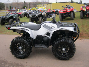 New 2015 Yamaha Grizzly 700 FI EPS SE -LOADED WITH EXTRAS!