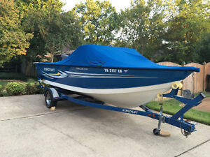 2010 Starcraft Fishmaster 196
