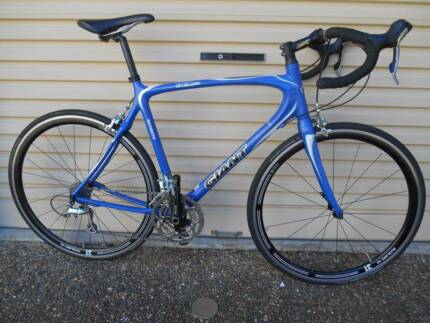 GIANT OCR C2 F1 Full Carbon 2008 immaculate GT Road Bike 55.5