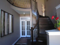 Luxury house Master bedroom available April 1st in Newmarket