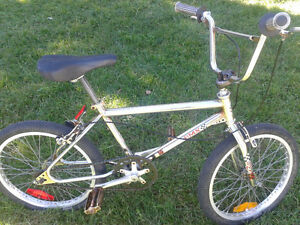 "1980 Sears Contrictor collectors BMX bike, 20""wheels"