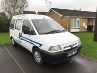 Campervan for swap or sale REDUCED To £1250 PLS NO MORE TIME WASTERS