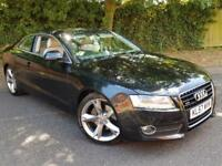 Audi A5 3.0TD ( 242bhp ) 4X4 2007MY quattro Sport A WELL MAINTAINED EXAMPLE!