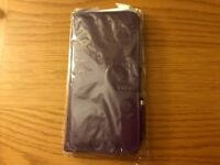 Apple IPhone 6 leather case, brand new