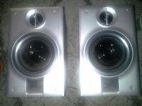 RCA RS2120i 2.0 Speaker Audio System 100 Watts