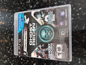 Jeu PS3, GHOST RECON