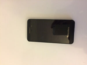 BlackBerry z30 touch screen phone with Rogers.