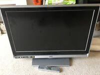 """JVC 32"""" LCD"""