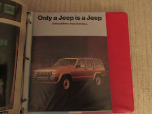 WANTED! AMC/JEEP/RAMBLER, COLLECTABLES, LITERATURE,TOYS ,PARTS! Stratford Kitchener Area image 6