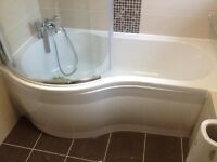 Professional bathroom fitter, luton