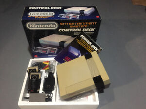 Original (NES) Nintendo Entertainment System
