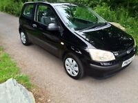 04 Hyundai Getz 1.3 GSI 3dr with only 82k