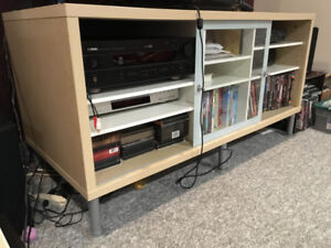 Entertainment Unit from Ikea