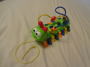 Pull toy