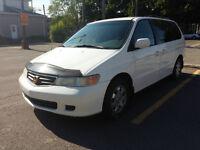 2002 Honda Odyssey XLE Minivan, Van