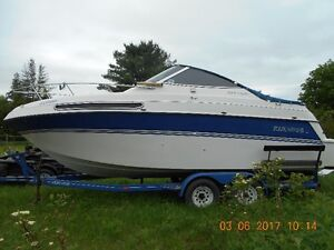 24 ' FOURWINNS AND MATCHING TRAILER..BLOW OUT PRICE!