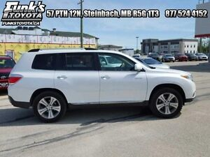 2011 Toyota Highlander Limited  AWD  - Low Mileage