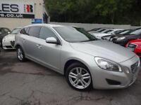 2012 62 VOLVO V60 1.6 D2 SE LUX 5D 113 BHP DIESEL