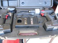 Cordless Drill and Flashlight by Craftsman