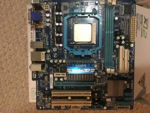 AMD Athlon II X2 250 /GIGABYTE GA-78LMT-S2 AM3+ AMD 760G + SB710