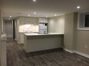 Legal 1 Bedroom Basement Apartment - January 1st