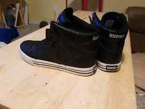 Black Supra Vaiders