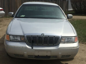 2001 Grande Marquis, Fully Loaded