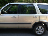 2001 Honda CR-V DOIT VENDER MTN !!!!!!!!!!!!!!!!!!!!!!! Sedan
