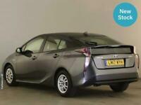 2017 Toyota Prius 1.8 VVTi Active 5dr CVT HATCHBACK Petrol/Electric Hybrid Autom