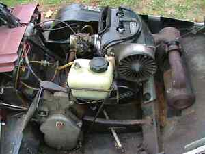 Wanted: any running snowmobile engine