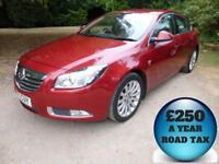 2010 Vauxhall Insignia 2.0CDTi 16v 160 ecoFlex Elite Nav 4dr Saloon Diesel