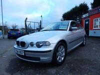 2004 BMW 3 Series 318ti SE 3dr Oustanding condition,full service history,12 m...