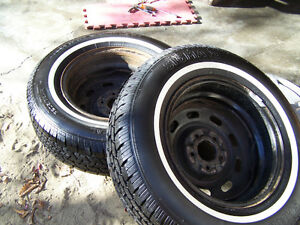 Mercury Villager (5 x 114.3) Rims and 15 inch tires Strathcona County Edmonton Area image 8