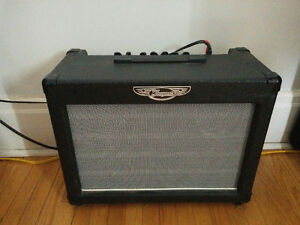Traynor DynaGain 15 - Guitar Amp with Reverb