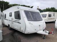 2011 Swift Challenger 570 4 Berth caravan FIXED BED, MOTOR MOVER, Bargain !!!
