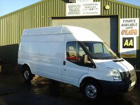 Ford Transit 2.2TDCi ( 100PS ) ( EU5 ) ( RWD ) 350L 350 LWB **One company owner*