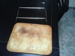 Pamper chef cookie sheet &stand
