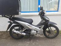 2013 13 HONDA AFS 110 WAVE BLACK, RIDE AWAY TODAY! PIZZA DELIVERY SH PCX VISION