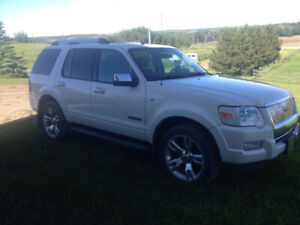 2008 Ford Explorer limited