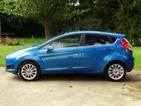 2013/63 Ford Fiesta 1.0 Titanium X, 5 Door, Free Road Tax