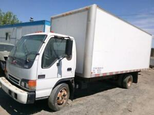 2005 GMC W4500 and 2004 Gmc W5500 Part For Sale