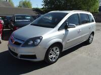 Vauxhall/Opel Zafira 1.8i 16v Active 5 DOOR 7 SEATER MPV WITH ONLY 65,000 MILES