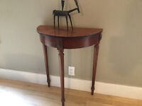 Bombay style console Table - Estate Sale