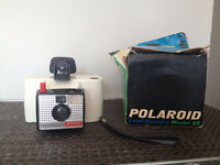 Camera Polaroid Swinger 1963 ***VINTAGE
