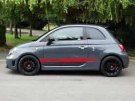 2017 (17) ABARTH 695C XSR YAMAHA LIMITED EDITION - FULL LEATHER AND SAT NAV