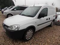 Vauxhall Combo 2000 Cdti Crc E4 Car Derived Van 1.2 Manual Diesel