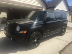 2013 Jeep Patriot! No accident! Winter ready!