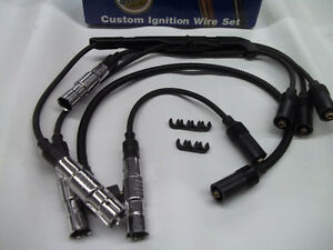 1999-2001 VW Golf/Jetta 2.0L Ignition Wire Set NEW