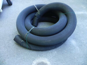 "6"" Weeping Tile Drain (Big O) - 25' with Sock"